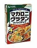 ハウス食品 マカロニグラタン クイックアップ 4皿分 ×40個