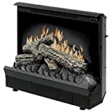 Dimplex DFI2309 Electric Fireplace Insert Heater, Black