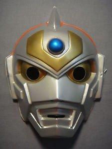 [ULTRAMAN GAIA STYLE HALLOWEEN MASK PVC] (Original Ultraman Costume)
