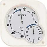 EMPEX(エンペックス) シュクレmidi温・湿度計 TM-5601
