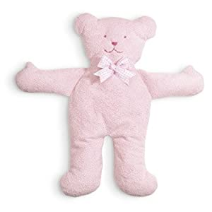 North American Bear Pastel Pancake Bear Plush Toy, Pink from North American Bear