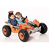 Power Wheels Fisher-Price Stinger XS car