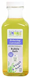 Aura Cacia Calming Lavender  Formerly Lavender Harvest Bubble