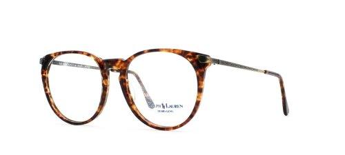 Ralph Lauren 502 079 Brown Authentic Women Vintage Eyeglasses Frame