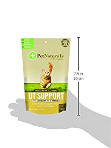 Pet Natural's of Vermont 60 Count Urinary Tract Support Supplement Soft Chews for Cats