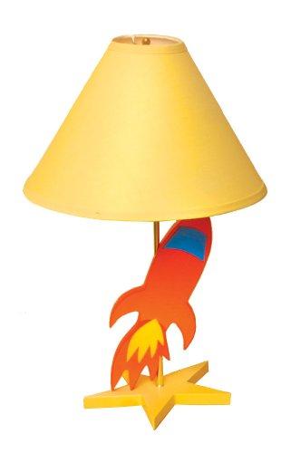 Room Magic RM60-SR Lamp, Star Rocket