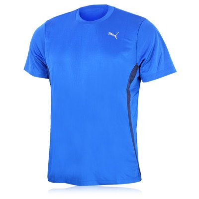 Puma PE Short Sleeve Running T-Shirt by Puma