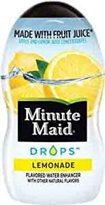 Minute Maid Drop Lemonade Flavor 1.9 0z. (Pack of 3)