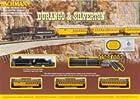 Bachmann Industries Durango and Silverton - N Scale Ready to Run Electric Train Set