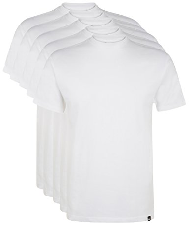 Ultrasport 1317-100 T-shirt, Bianco, 2XL