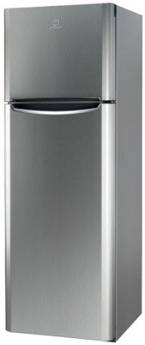 Indesit TIAA 12 V X réfrigérateur-congélateur - réfrigérateurs-congélateurs (Autonome, Placé en haut, A+, Acier inoxydable, ST, T, Non, 4*)
