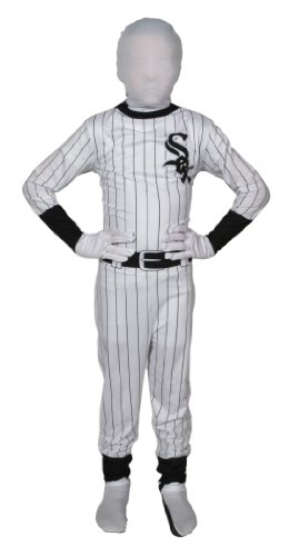 Chicago White Sox Child Skin Suit Medium Size 7-8