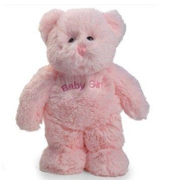 Plushland Inc. Plush 09-602 Fluffy Floppy Bear