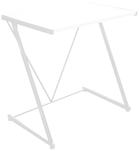 Urban Shop Student Z-Desk, White
