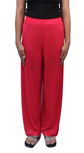 Romano Women's PInk Plazo Pant