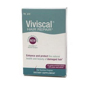 Viviscalhair Repair Nutrient Tablets, 30 Count