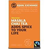 Equal Exchange Org F/T Masala Rooibos Tea 25 Bag - EQE-RMTBN4