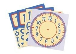 Dowling Magnets Do-ma11 Magnet Clocks