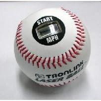 簡単球速計測!レーザーベースボール