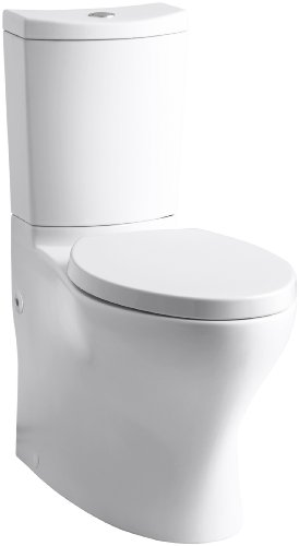 Kohler-K-3723-0-Persuade-Curv-Comfort-Height-Two-Piece-Elongated-Toilet-White-Toilet-seat-not-included