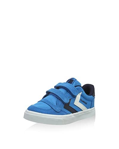 hummel Sneaker Blu Medio 35