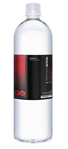 Propylene Glycol USP Grade 32 Oz Excellent Solvent and Stabilizer. Use for vaping, e juices, moisturizer, antifreeze, detergents, shampoos etc. From Essential Elements. Value Sized (Vape Kit Wax compare prices)