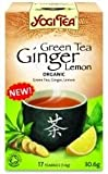 Yogi Tea Green Tea Ginger Lemon Tea 17Bag