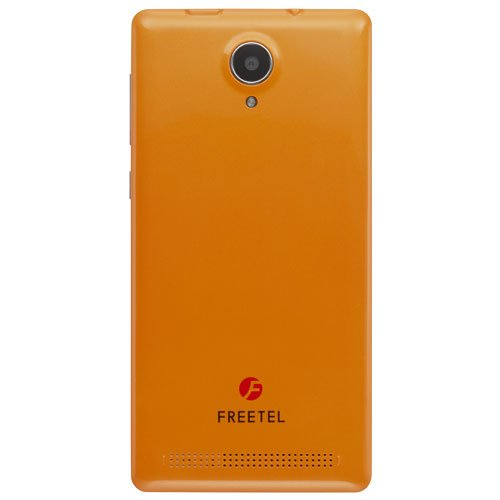 プラスワンマーケティング FREETEL Priori3 LTE ビビットオレンジ