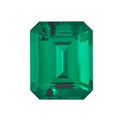 1.40 Cts of 8x6 mm AAA Emerald-Cut Russian Lab