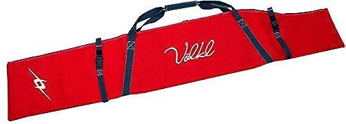 [해외] Volkl(국민루) 스키 케이스 그린155/레드170