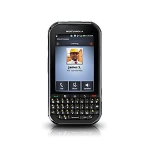 Motorola Titanium i1x Android phone unit w/ QWERTY keypad for Nextel