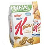 Kellogg's Special K Mini Breaks Mellow Caramel 5 X 24G