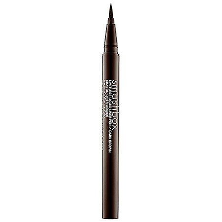 Smashbox Limitless Liquid Liner Pen Dark Brown 0.02 oz