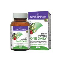 New Chapter Every Woman'S One Daily, 24 Count (2 Pack) [Health And Beauty]
