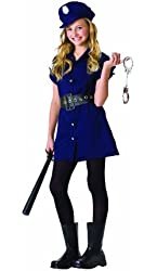 RG Costumes In The Line of Duty, Child Large/Size 10-12