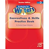 img - for Strategies for Writers Teachers Edition (Convention & Skills Practice Book, Level D) book / textbook / text book