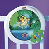 NewBorn, Baby, Fisher Price Waterfall Peek A Boo Soother New Born, Child, Kid