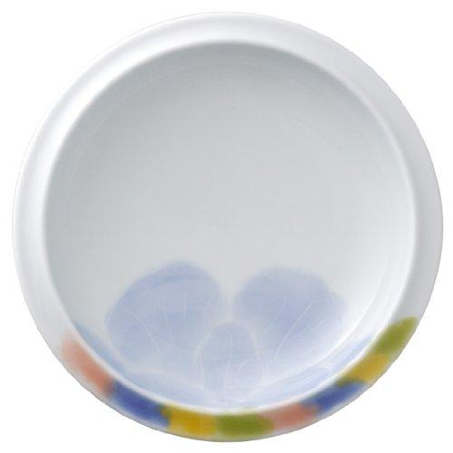 有田焼 匠の蔵 口福(こうふく)なお茶漬け碗シリーズ 小皿 花かすみ T7153