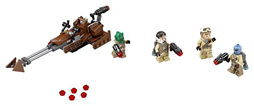 LEGO-Star-Wars-Rebel-Alliance-Battle-Pack-110PCS-Playsets-Building-Toys