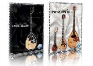 Virtual Instrument: Virtual Bouzouki by AKKI PLUGS