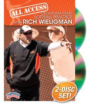 Championship Productions Rich Wieligman: All Access Oklahoma State Softball Practice... by Championship Productions