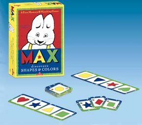 Max Discovers Shapes and Colors - 1