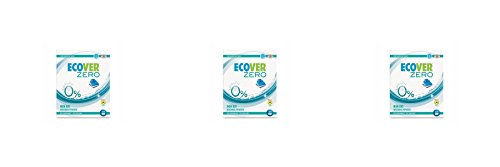 (3 PACK) - Ecover Zero Washing Powder | 1.875.kg | 3 PACK - SUPER SAVER - SAVE MONEY