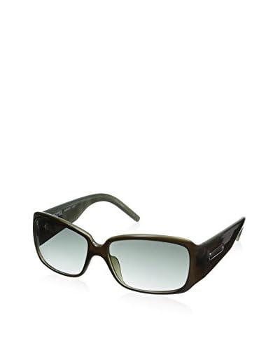 MICHAEL Michael Kors Women's M2649S Sunglasses, Black/Olive