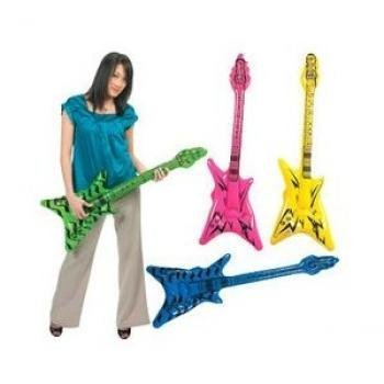 "42"" Inflate ""V"" Guitar - 1"