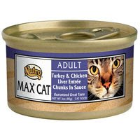 Nutro Max Cat Turkey & Chicken Liver - Adult