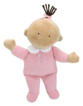 North American Bear Company Little Princess Baby Doll Tan