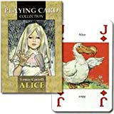 P0608【Lewis Carroll -ALICE-】トランプ 不思議の国のアリス