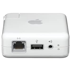 Apple Airport Express MB321LL/A [NEWEST VERSION]