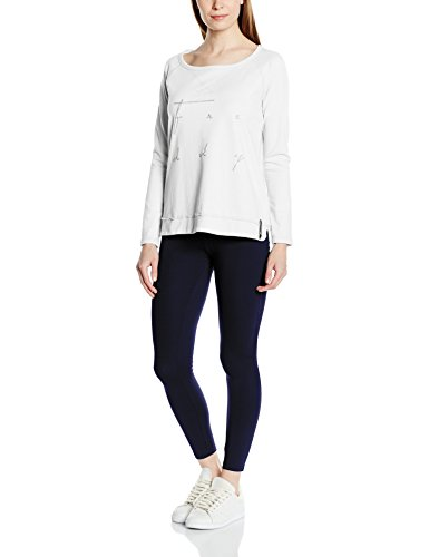 Freddy Scotch6T Tuta, Donna, Bianco/Blu, S